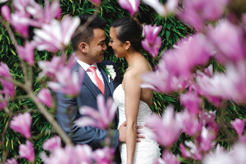 Wedding Couple INHYPhotography