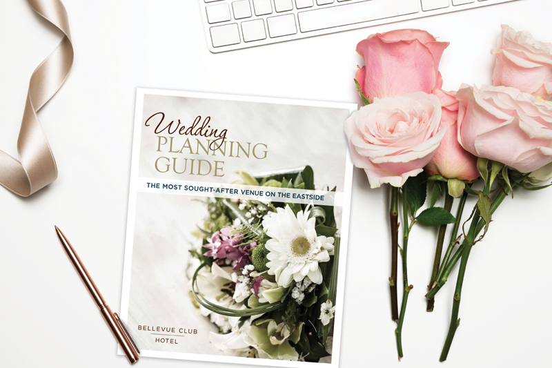 Bellevue Club Hotel Wedding Planning Guide